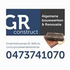 Gr Constructie en Renovatie Logo